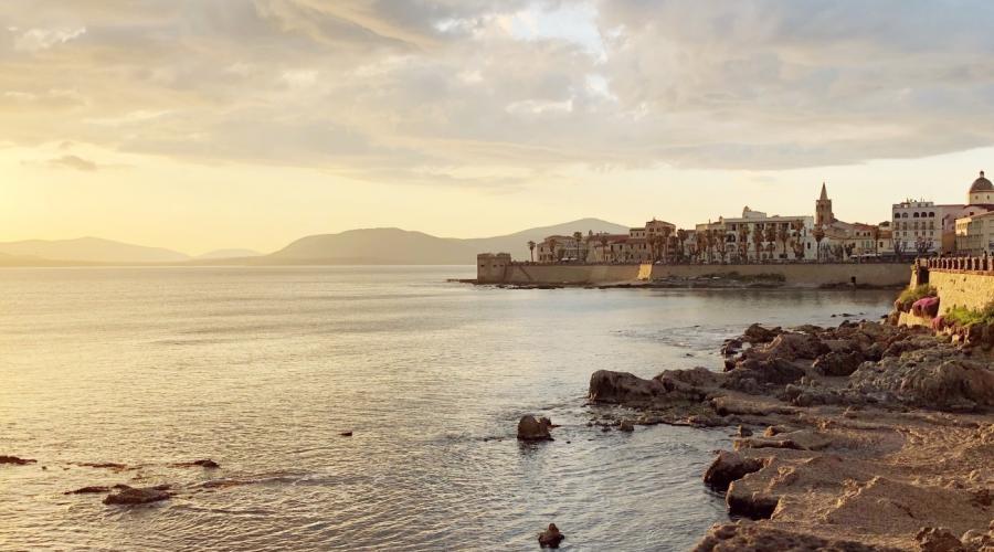 Sassari, Alghero and the Gulf of Asinara