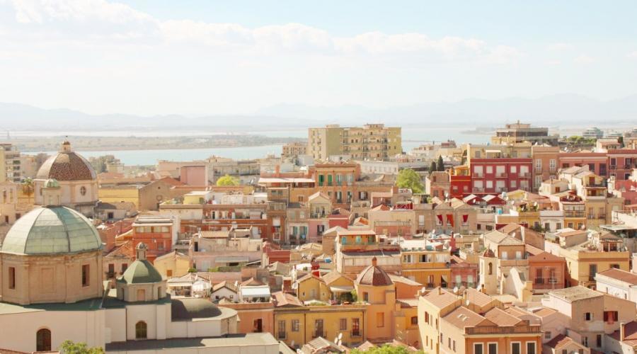 Cagliari and surroundings