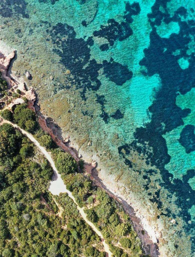Olbia, and its magic sea