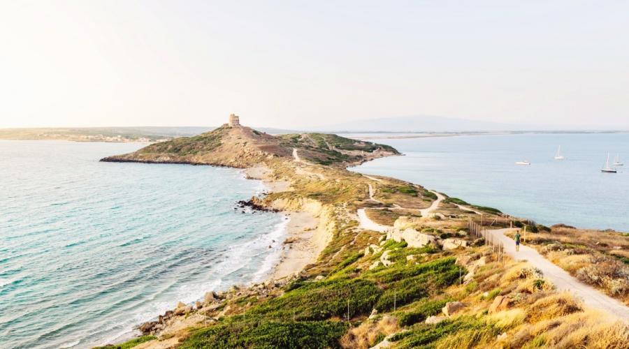 Sinis, the excellent tourist destination.