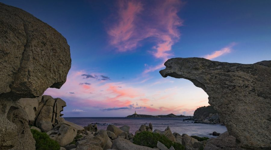 South of Sardinia and its wonderful history and beaches.